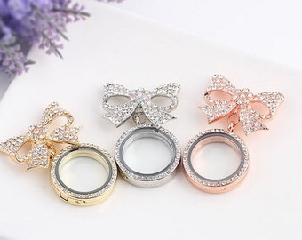 "Shop ""floating charms"" in Brooches"