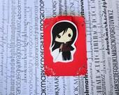 Yukiko Torment magnetic bookmark