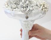 Wedding bouquet, Brooch bouquet, Bridal bouquet, bridesmaids bouquets, wedding decor, wedding brooch, wedding flowers, wedding accessories