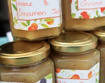 Fresh Home made Apple & Cinnamon Jam