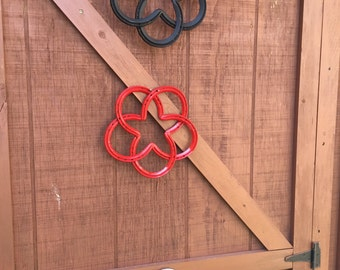Horseshoe Star Wall Decoration