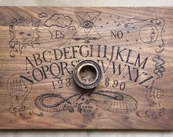 Oroboros Spirit Board