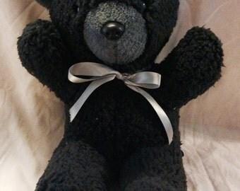 """16"""" Handmade Teddy Bear - made with Sherpa fabric"""
