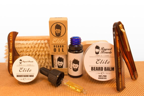 elite luxury beard care kit. Black Bedroom Furniture Sets. Home Design Ideas