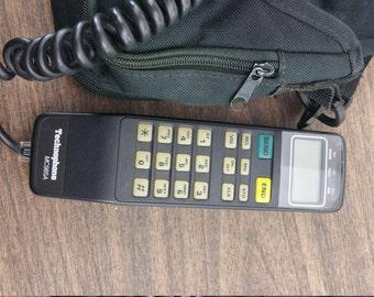 VINTAGE 1991 Technophone MC995A Bagged Mobile Phone
