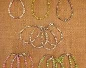 Dainty Toddler Bracelets Sterling Silver-1 per purchase