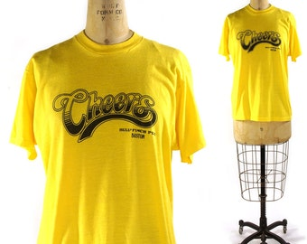 1980s Cheers T-Shirt / Vintage Pub Tee