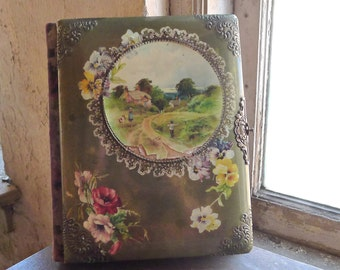 Victorian Photo Album Denver Colorado