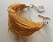Linen Paper Bracelet