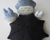 Totoro Umbrella Mobile