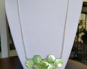 Green 311 ArcHive Pendant Necklace