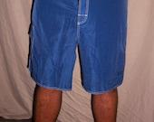 Fila Navy Blue Board Shorts XL 36