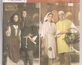Renaissance Costume Collection, Simplicity 8587, Peasant, Cook, REN Faire Costumes, Andrea Schewe, Reenactment Clothing,  XS - XL