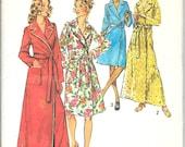 SIMPLICITY 5989 Robe Tie ...