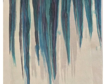 Blue Flame #2