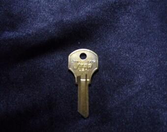 Key Necklace Custom Small Brass