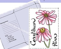 Popular items for seed packet template on Etsy