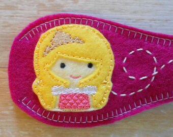 Cloth Eye Patch - Princess