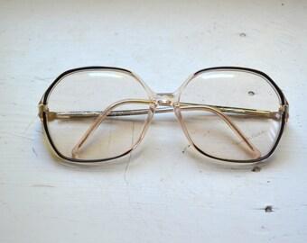 1970s NOS DVF Eyeglasses Frames