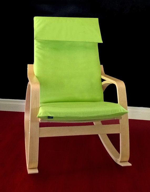 Apple Green Chair Covers IKEA PO NG Cushion Seat Cover