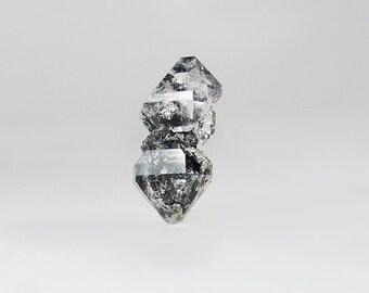 Dumbbell Scepter Herkimer Diamond Crystal