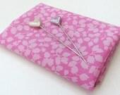 Glenjade (pale pink) - Liberty Mini Single (9x12 inches)
