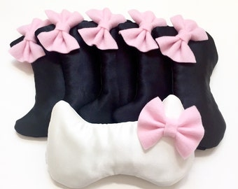 CAT with BOW sleep masks PACK