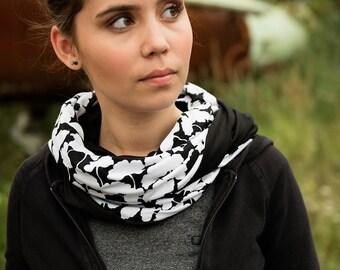Infinity scarf 'Ginkgo'