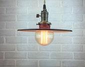 2 X Bonnie Caraway Custom Order - Pendant Light - Swag Lighting - Industrial Furniture - Hanging Lamp - Edison Bulb Pendant Lamp