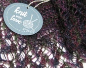 Handmade with Love • PRINTABLE • knit crochet yarn • by The Occasional Day