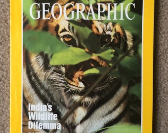 National geographic Magazine May 1992 - Reference Magazine, School Resource, Vintage Ads and Photography