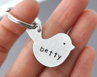 Custom Pet Tag, Personalized Pet id tag Aluminum Bird, dog, cat