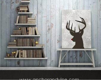 Rudolph // Canvas