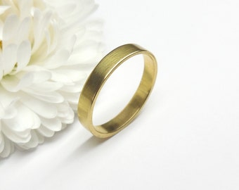 Gold ring, 3 333 mm GOLD band ring