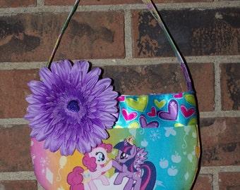 Little Girls My Little Pony Purse