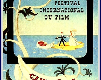 Cannes Film Festival 1946 - Print