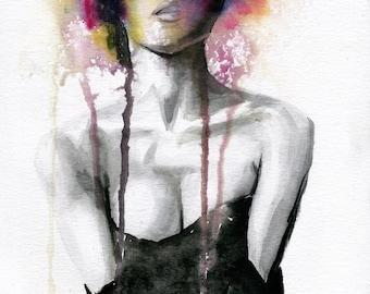 Colorblind | ART PRINT - 8 x 10
