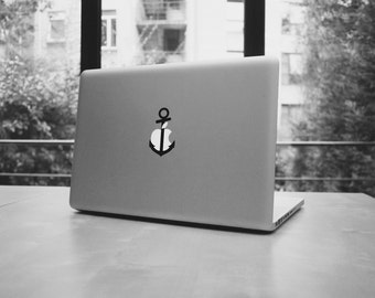 """Hypster anchor macbook pro and air stickers decal for 11,13,15,17"""""""