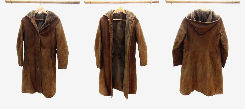 mouton manteau en cuir v ritable manteau homme shearling. Black Bedroom Furniture Sets. Home Design Ideas