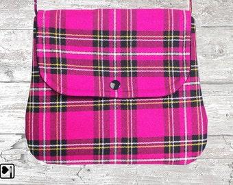 Shoulder bag pink, all day bag, purse, shoulder bag