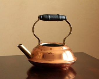 how to clean a stove top kettle