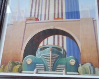 Chevy 1930's~1940's ~ Art Deco Picture
