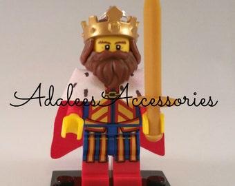 The King Lego Keychain