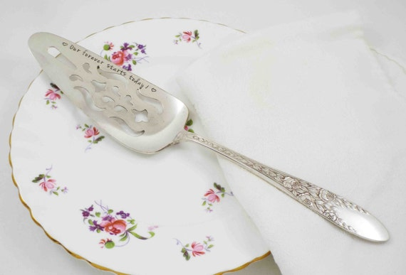 monogrammed wedding cake knife wedding cake server wedding cake knife personalized wedding 17515