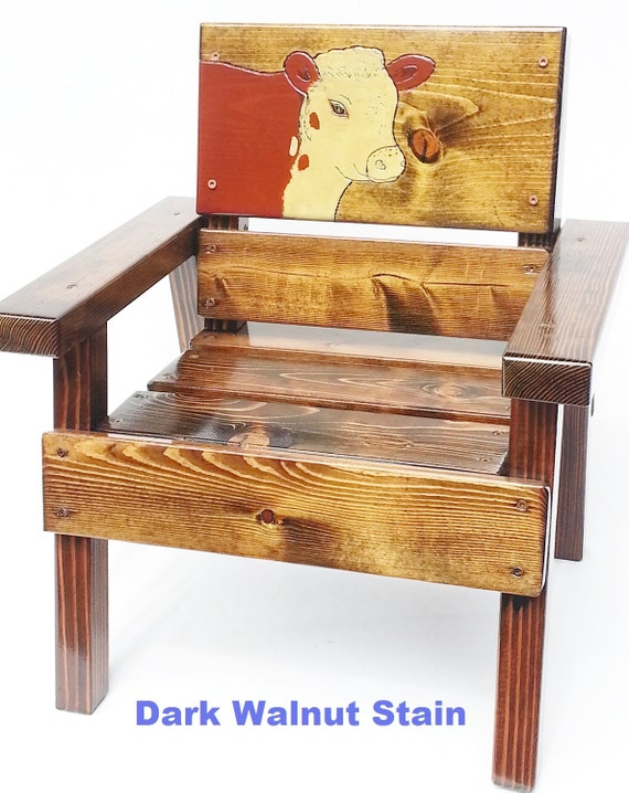 Kids Chair Childrens Outdoor Furniture Reclaimed Wood