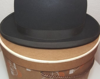 FREE  SHIPPING   Stetson  Bowler  Hat