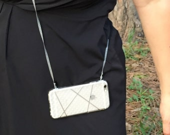 iPhone 6 Case with Cross body removable strap