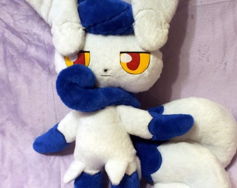 Meowstic Ears