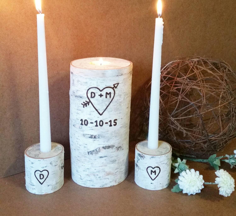 Candlelight Wedding Ceremony: Wedding Unity Candle Wedding Ceremony Fall Wedding By