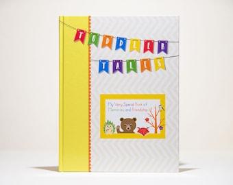 Toddler Tales - memory book